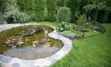 Uk Water Features - Adding a Pond to your Garden