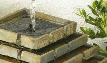 UK Water Features - Solar Water Features