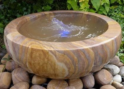 Water Features to Last a Lifetime