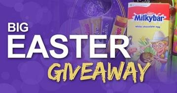 Our Big Easter Giveaway - A