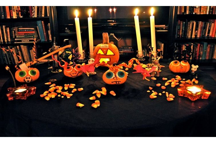 Spook-tacular Party Themes