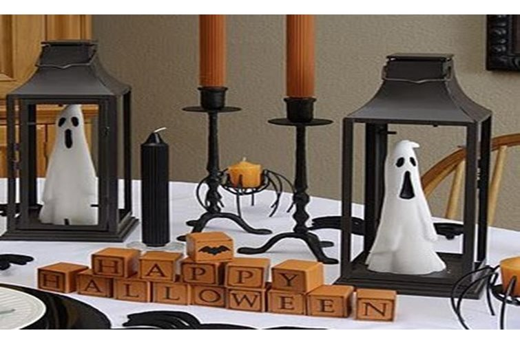 Add Something Special to Your Halloween Dining Table