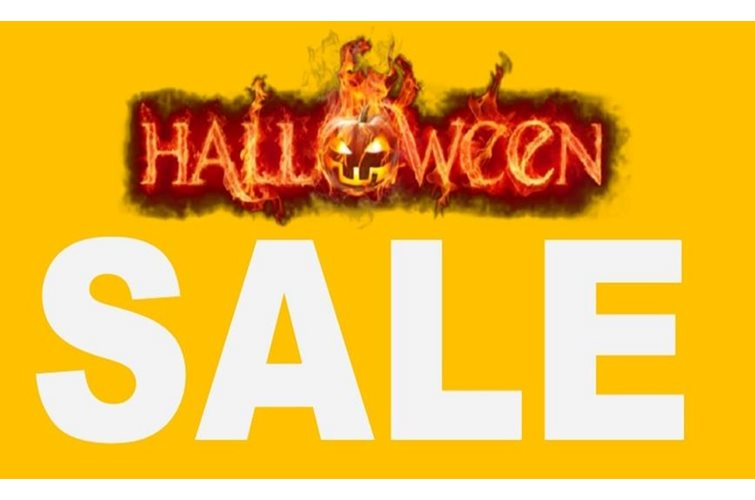 SALE now on at Halloween Horror Shop