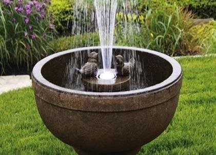 Water Features - The Perfect Addition to Your Garden This Summer