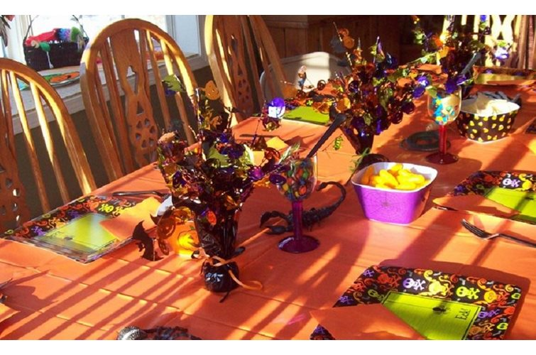 Halloween Parties on a Budget