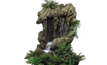 Our biggest ever Resin Water Feature - The Forest Falls