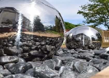 All You Need To Know About Stainless Steel Sphere Water Features
