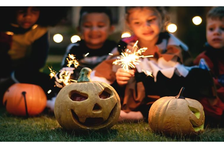 Kid's Halloween Party Decor Ideas