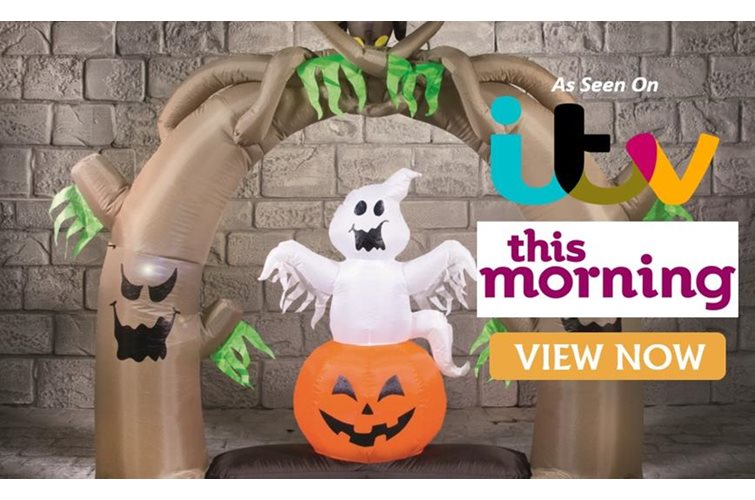 Halloween Decorations - As Seen on 'This Morning'!