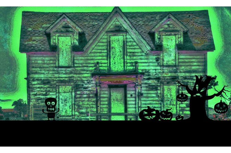 Create Your Very Own Haunted House