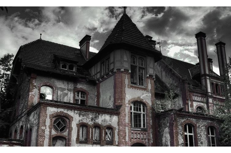 The UK's Most Haunted Hotels
