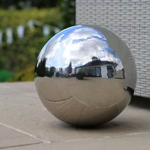 View Stainless Steel Ornamental Spheres Products