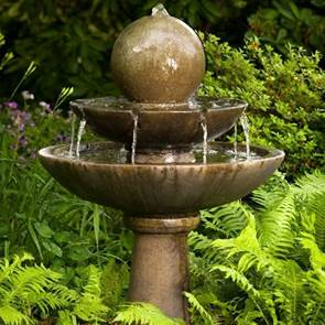 View Tiered Water Features Products