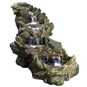 View Woodland Water Features Products