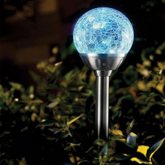 How to Operate Gardman Solar Ice Orb Lights