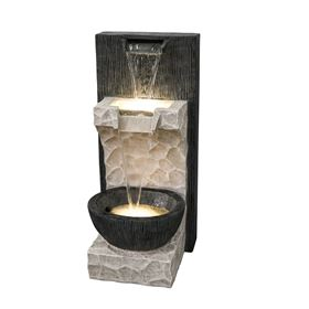 2 Fall Cascade Water Feature