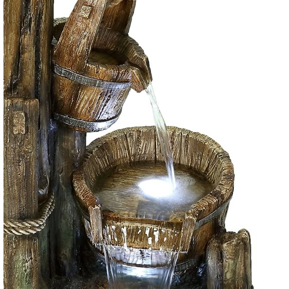 additional image for Rustic Wishing Well Water Feature