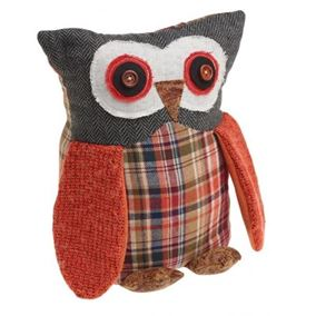 Cute Ollie the Owl Doorstop