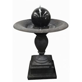 Hydrian Glass Reinforced Concrete Fountain Water Feature
