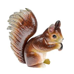 Meadow Metal Squirrel Garden Ornament