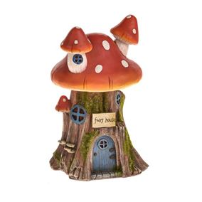 Secret Garden Mushroom Fairy House