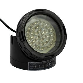 40 LED White Underwater Pond Light