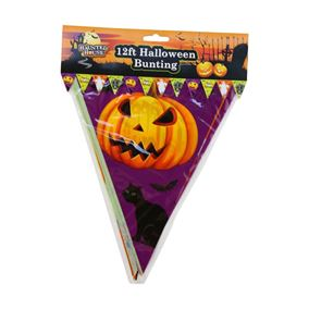 Halloween Party Bunting Decoration