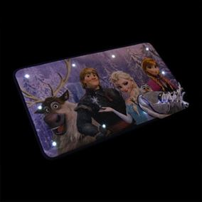 Disney's Frozen Pressure Activated LED Lit and Musical Doormat