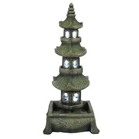 Large Pagoda water Feature