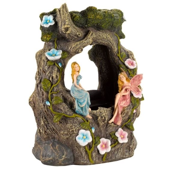 additional image for Solar Powered Fairy Rainfall Water Feature