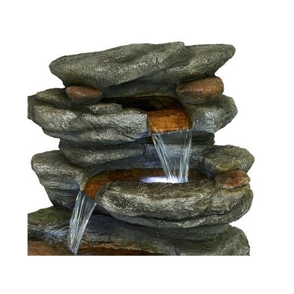 additional image for Tampa Slate Falls Water Feature
