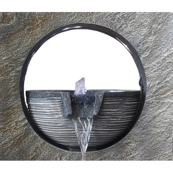 additional image for Newport Pouring Bowl Water Feature