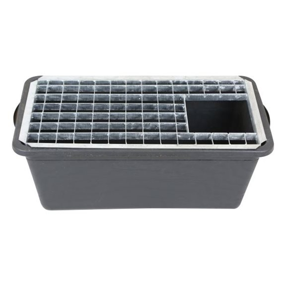 additional image for Small Rectangular Pebble Pool (65 Litres)