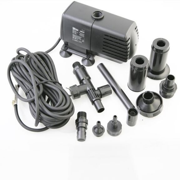 Xtra 1600 LPH Fountain & Water Feature Pump