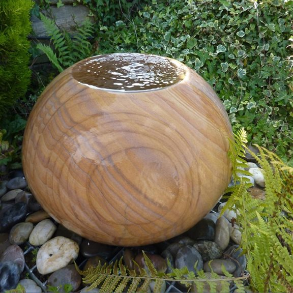 50cm Rainbow Sandstone Arius Water Feature Kit