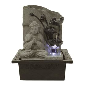 Chianna Lit Table Top Water Feature