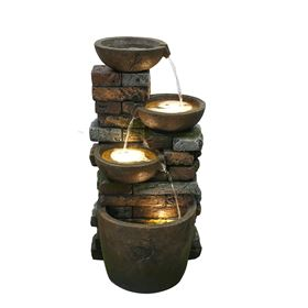 Braga Pouring Bowls Water Feature