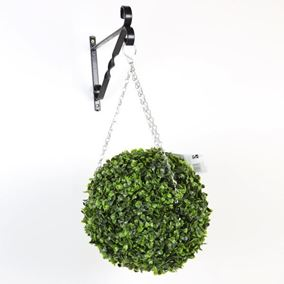 30cm Leaf Effect Topiary Ball