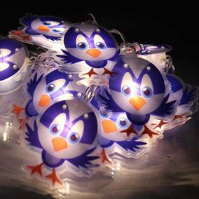 16 LED Novelty Birdie Lights