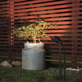 Amalfi High Power LED Garden Spot Light 7642