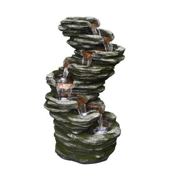 7 Fall Slate Water Feature