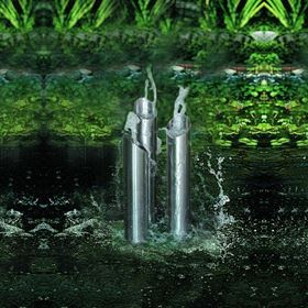 The Trent Stainless Steel Water Feature