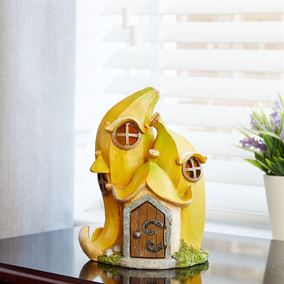 Banana Abode Elvedon Collection Solar Powered Fairy House Light