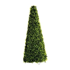 Leaf Effect Topiary Obelisk (60cm)