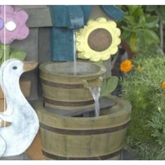 additional image for Ducks with Pump Animated Water Feature