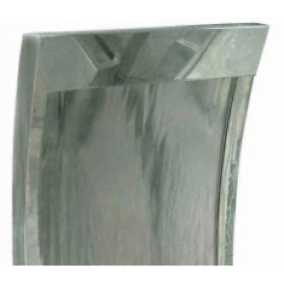 additional image for Cairo Stainless Steel (concave) Water Feature with LED Lights