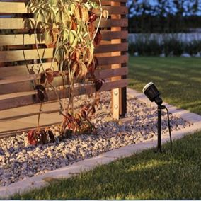 Amalfi High Power LED Garden Spot Light 7645