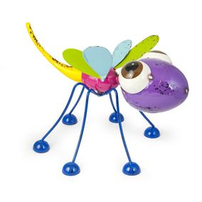 Darcy the Dragonfly Colourful Critter Character
