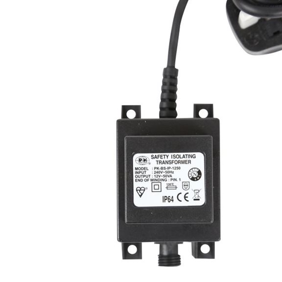 additional image for 60VA Replacement Low Voltage Water Feature Transformer
