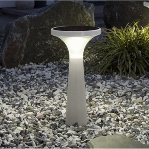 Assisi Aton 450 LED Solar Garden Light (White)
